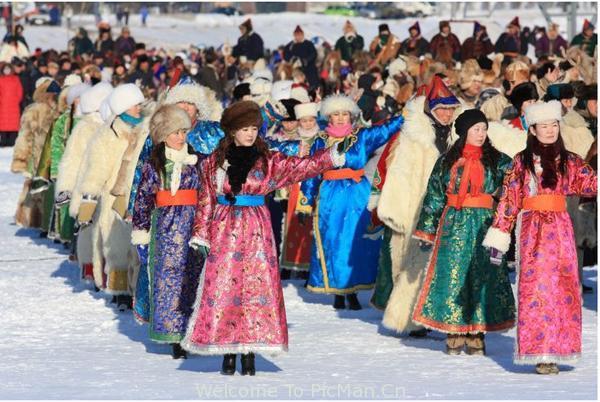2013年呼伦贝尔冬季冰雪那达慕将于12月23日在金帐汗景区开幕 - 宁静枫林 - 呼伦贝尔长城摄影旅游俱乐部