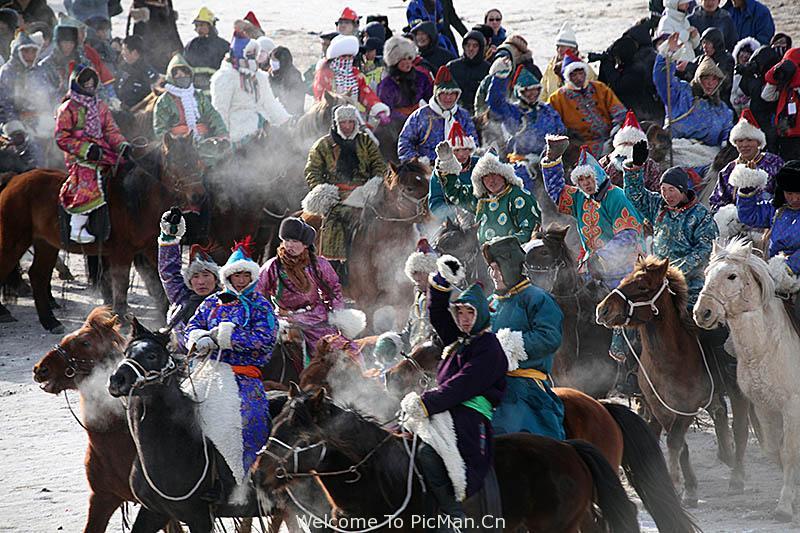 2014呼伦贝尔冬季摄影实战团系列活动行程计划 - 宁静枫林 - 呼伦贝尔长城摄影旅游俱乐部
