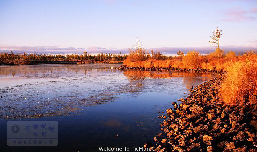 2015秋季呼伦贝尔、阿尔山、柴河、毕拉河原始风光全景摄影创作团 - 宁静枫林 - 呼伦贝尔长城摄影旅游俱乐部